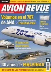 Avion Revue Internacional España issue Número 358