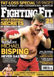 Fighting Fit issue March 2012