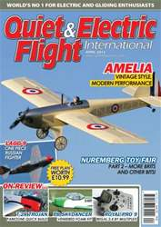 Quiet & Electric Flight Inter issue April 2012