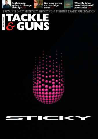 Tackle & Guns issue April 2012