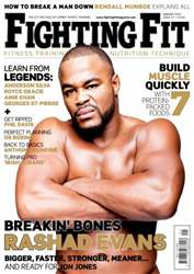 Fighting Fit issue January 2012