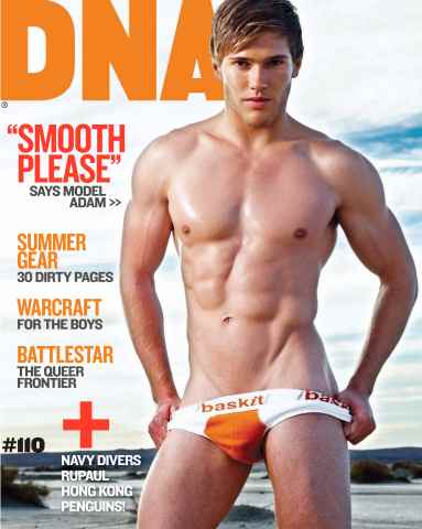 DNA Magazine issue DNA #110