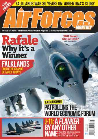 AirForces Monthly issue May 2012