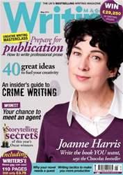 Writing Magazine issue Writing Magazine May 2012