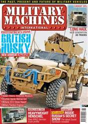Military Machines International issue May 2012