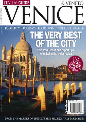 Italia! Guide to Venice issue Italia! Guide to Venice