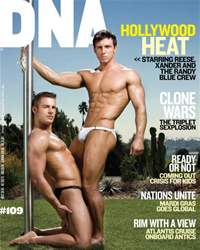 DNA Magazine issue DNA #109