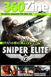 360Zine issue Issue 65
