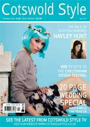 Cotswold Style issue April 2012