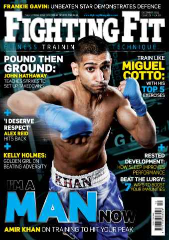 Fighting Fit issue December 2011