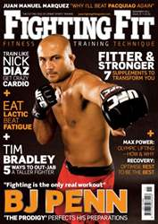 Fighting Fit issue November 2011