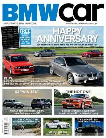 BMW Car issue February 2011