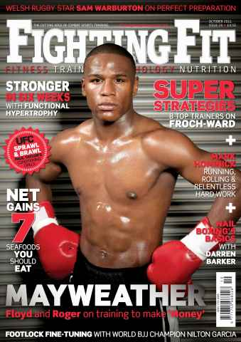 Fighting Fit issue October 2011