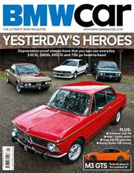 BMW Car issue September 2011