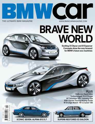 BMW Car issue October 2011