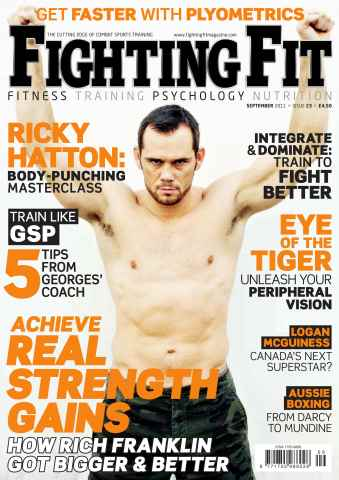 Fighting Fit issue September 2011