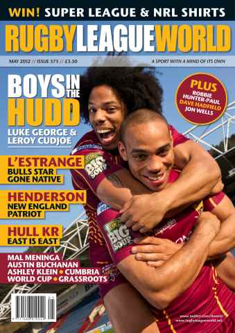 Rugby League World issue 373