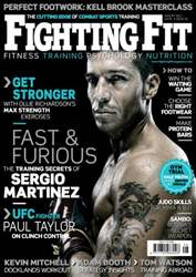 Fighting Fit issue August 2011