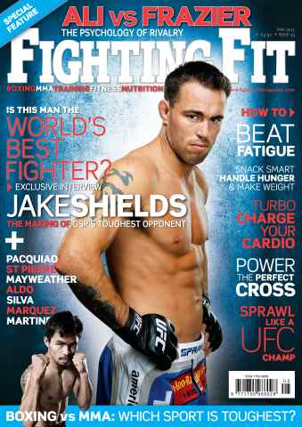 Fighting Fit issue May 2011