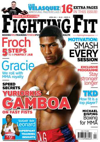 Fighting Fit issue April 2011