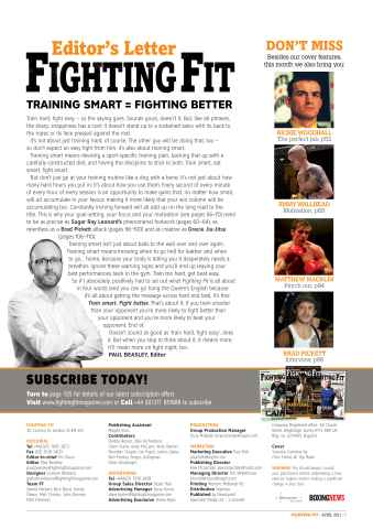 Fighting Fit Preview 7