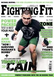 Fighting Fit issue March 2011