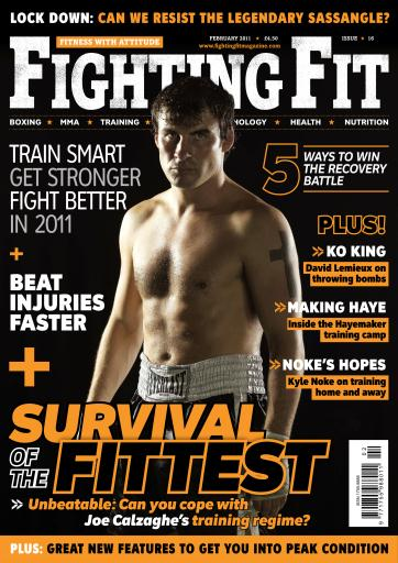 Fighting Fit Preview