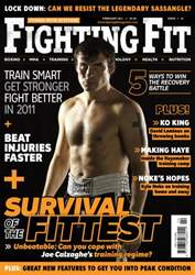 Fighting Fit issue February 2011