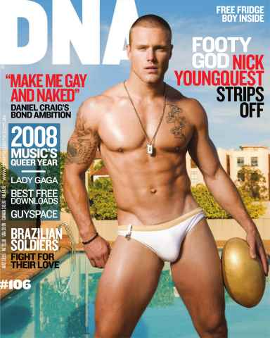DNA Magazine issue DNA #106