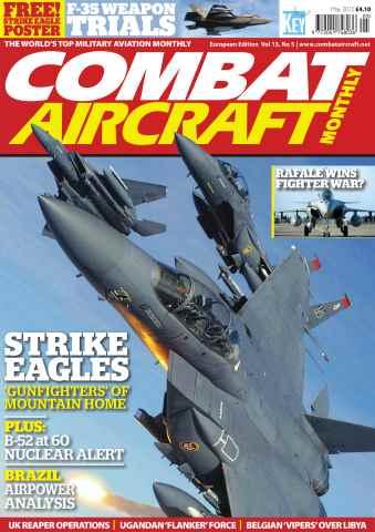 Combat Aircraft issue Vol 13 No 5