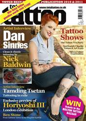 Total Tattoo issue May 2012