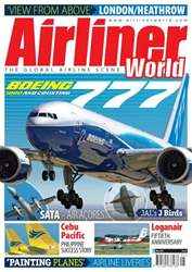 Airliner World issue May 2012