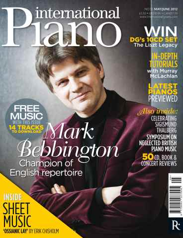 International Piano issue International Piano May June
