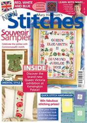 New Stitches issue Issue 229