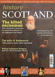 History Scotland issue Jan-Feb 2011
