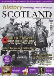 History Scotland issue Nov-Dec 2010
