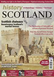 History Scotland issue Sept-Oct 2010