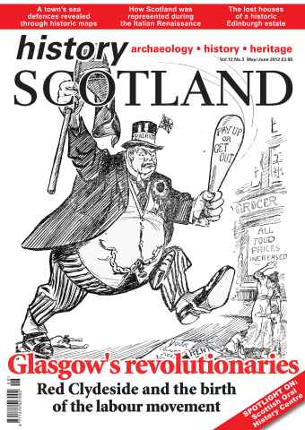 History Scotland issue May-June 2012