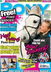 Pony Magazine issue May 2012