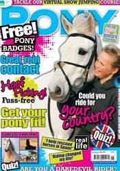Pony Magazine issue May 2012