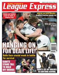 League Express issue 2804