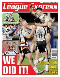 League Express issue 2805