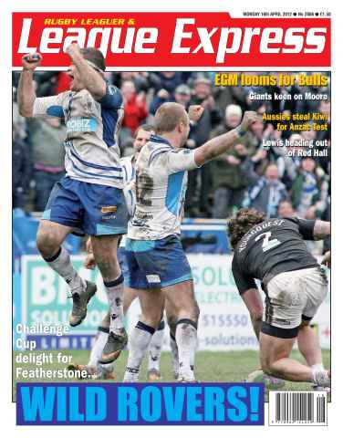 League Express issue 2806