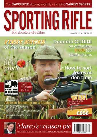 Sporting Rifle issue 77