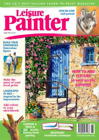 Leisure Painter issue June 2012