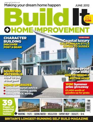 Build It issue June 2012