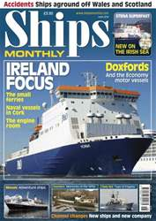 Ships Monthly issue Ships Monthly June 2012