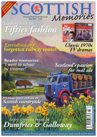Scottish Memories issue May 2012