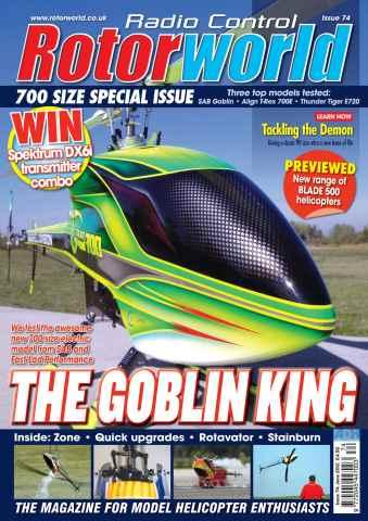 Radio Control Rotor World issue 74