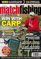 Match Fishing issue May 2012